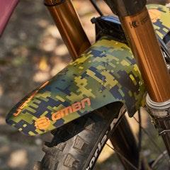 GMBN RRP Enduroguard - Camo Green & Orange