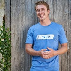 GCN Pursuit Bright Blue T-Shirt
