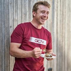 GCN Pursuit Maroon T-Shirt