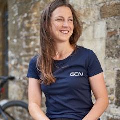 GCN Women's Core Blue T-Shirt