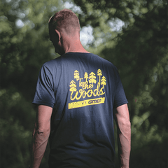 GMBN To The Woods Tree Line T-Shirt