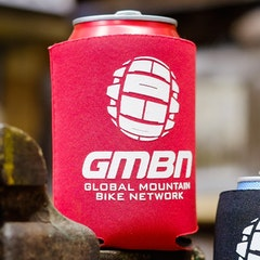 GMBN Can Cooler - Red