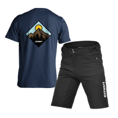 EMBN Adventure T-Shirt & Team Shorts Bundle