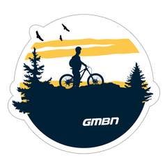 GMBN Adventure Silhouette Sticker