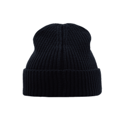 EMBN Core Black Beanie
