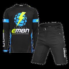 EMBN Team Jersey & Shorts Bundle