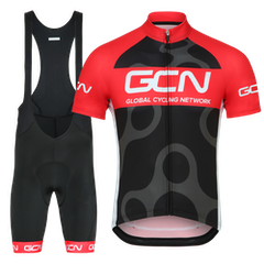 GCN Complete Fan Kit Bundle - Black & Red