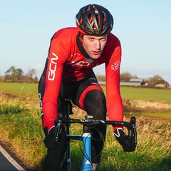 GCN Castelli Long Sleeve Thermal Jersey