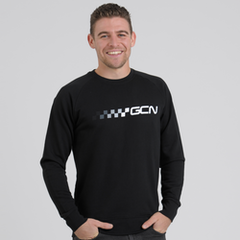 GCN Contrast Edition Sweatshirt - Black