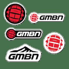GMBN Core Sticker Pack