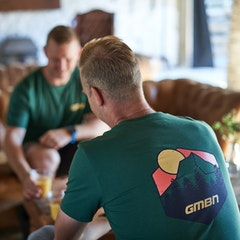 GMBN Adventure Mountain T-Shirt