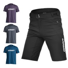 EMBN Core T-Shirt & Team Shorts Bundle