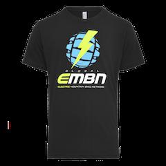 EMBN Classic T-Shirt - Black
