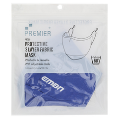EMBN Face Mask - Blue