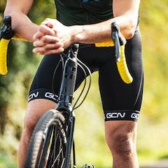 GCN Fan Kit Bib Shorts - Black