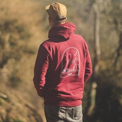 GMBN Fireside Midnight Outline Hoodie