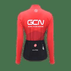 GCN Castelli Women's Long Sleeve Thermal Jersey