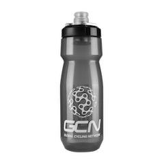 GCN Water Bottle - Black Smoke