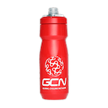 GCN Water Bottle - Red & White