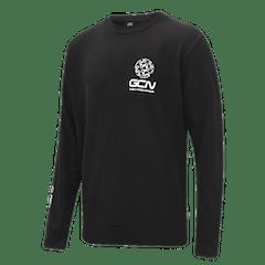 GCN Classic Sweatshirt - Black & White