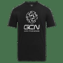 GCN Classic T-Shirt - Black & Silver