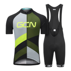 GCN Complete Strive Bundle - Grey & Yellow