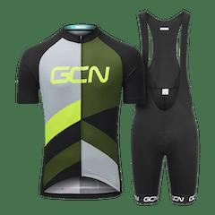 GCN Complete Strive Bundle - Grey & Yellow