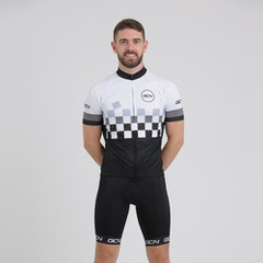 GCN Contrast Edition Fan Jersey - Black & White