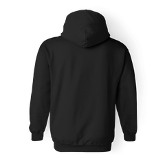 GCN Core Black Hoodie