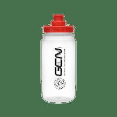 GCN Elite Fly 550ml Water Bottle - Clear