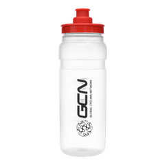 GCN Elite Fly Duo Pack Water Bottles - Clear