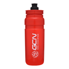 GCN Elite Fly 750ml Water Bottle - Red
