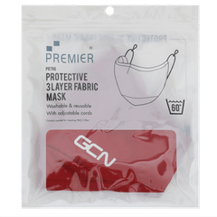GCN Face Mask - Red