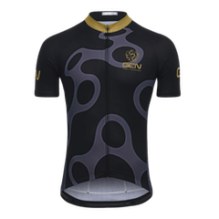 GCN Fan Kit Jersey - Black & Gold