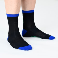 Calcetines Fan Kit, azules y verdes