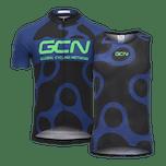 GCN Jersey & Baselayer Bundle - Blue & Green