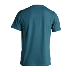 GCN Word Logo T-Shirt - Stargazer & Silver