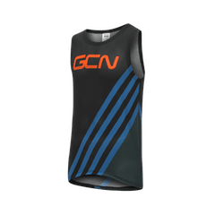 GCN Stripes Baselayer - Green & Blue