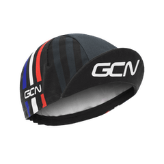 GCN Stripes Cycling Cap - France