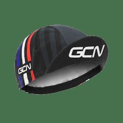 GCN Stripes Cycling Cap - France