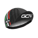 GCN Stripes Cycling Cap - Italy