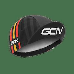 GCN Stripes Cycling Cap - Spain