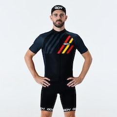 GCN Stripes Fan Jersey - Spain