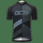 GCN Strive Fan Jersey - Black & Grey