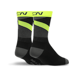 GCN Strive Socks - Black & Yellow