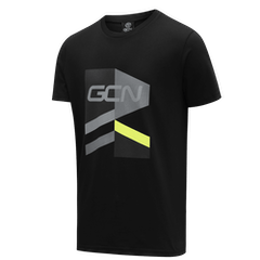 T-Shirt Strive - Nera e Gialla