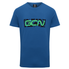 GCN T-Shirt - Royal Blue & Green