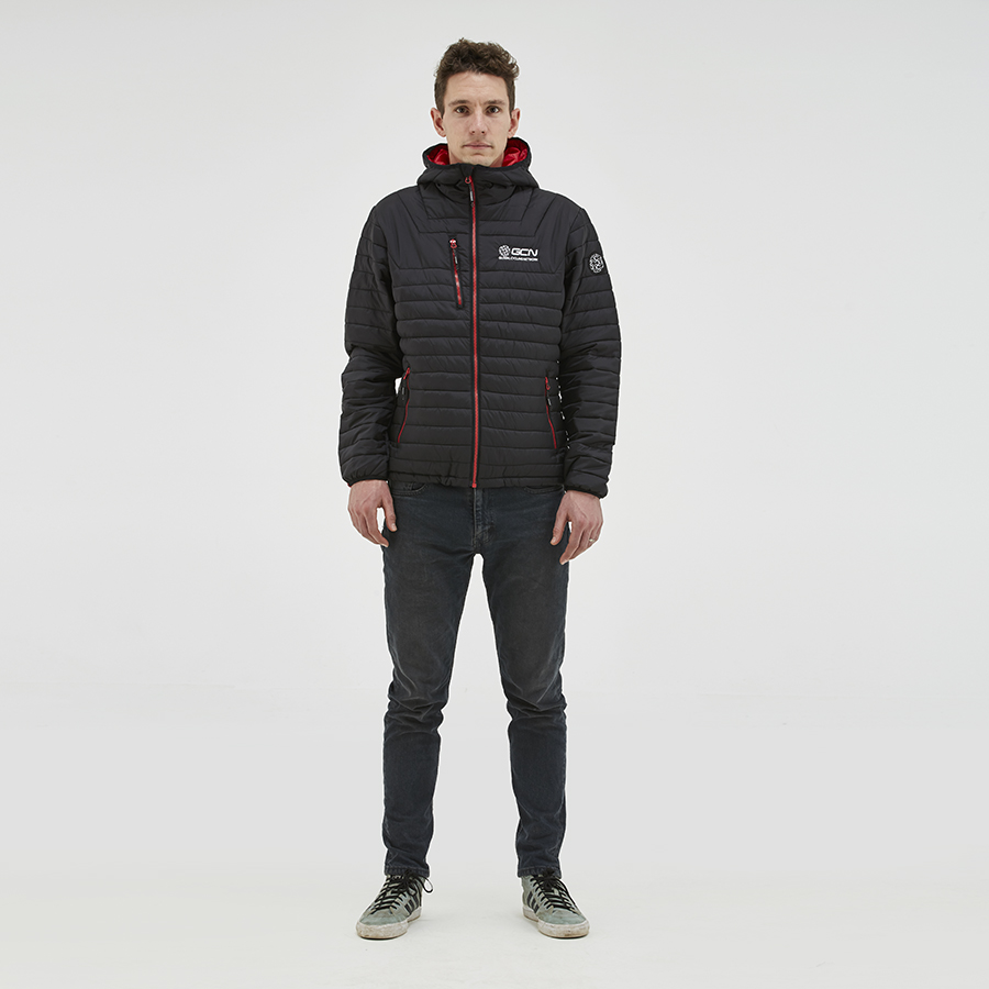GCN Winter Jacket Black