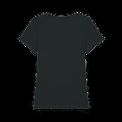 GCN Women's Core Black T-Shirt