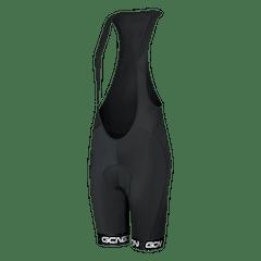 GCN Women's Fan Kit Bibshorts - Black